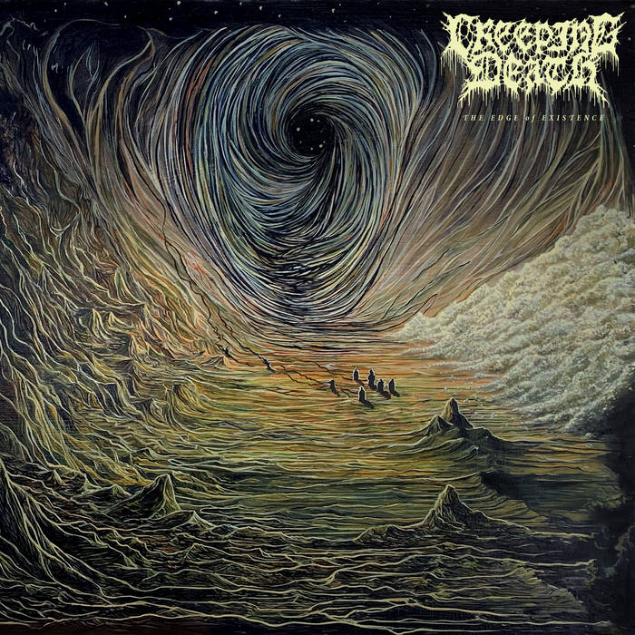 Creeping Death - The Edge of Existence